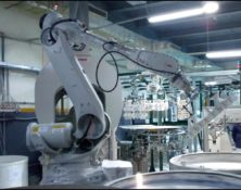 Robotdripline
